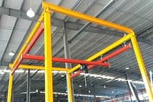 KBC Freestanding Workstation Cranes