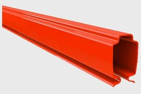The arms:Cold rolled steel plate high strength no deformation