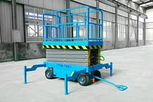Mobile Lifting Platform