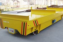 Electric transfer cart
